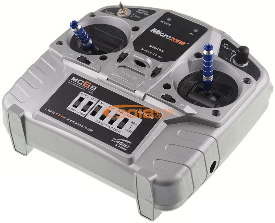 FUTABA/天地飞/富斯/MC6遥控器 铝合金加长型金属摇杆
