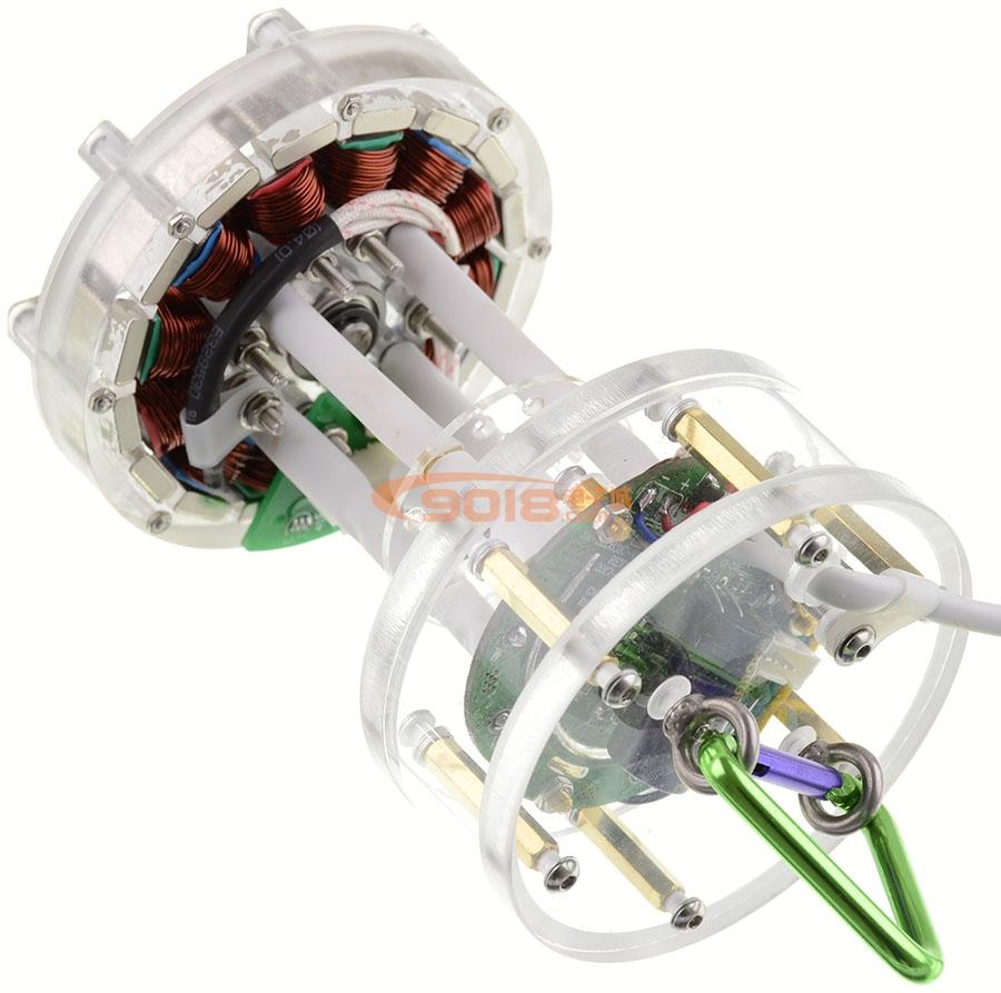 直流12v微型吊扇 蚊帐微风电扇 可无级调速 静音风扇