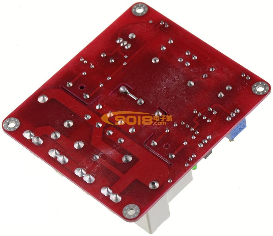 甲类电源延时开关温度保护板(110V 220V通用)无开关功能