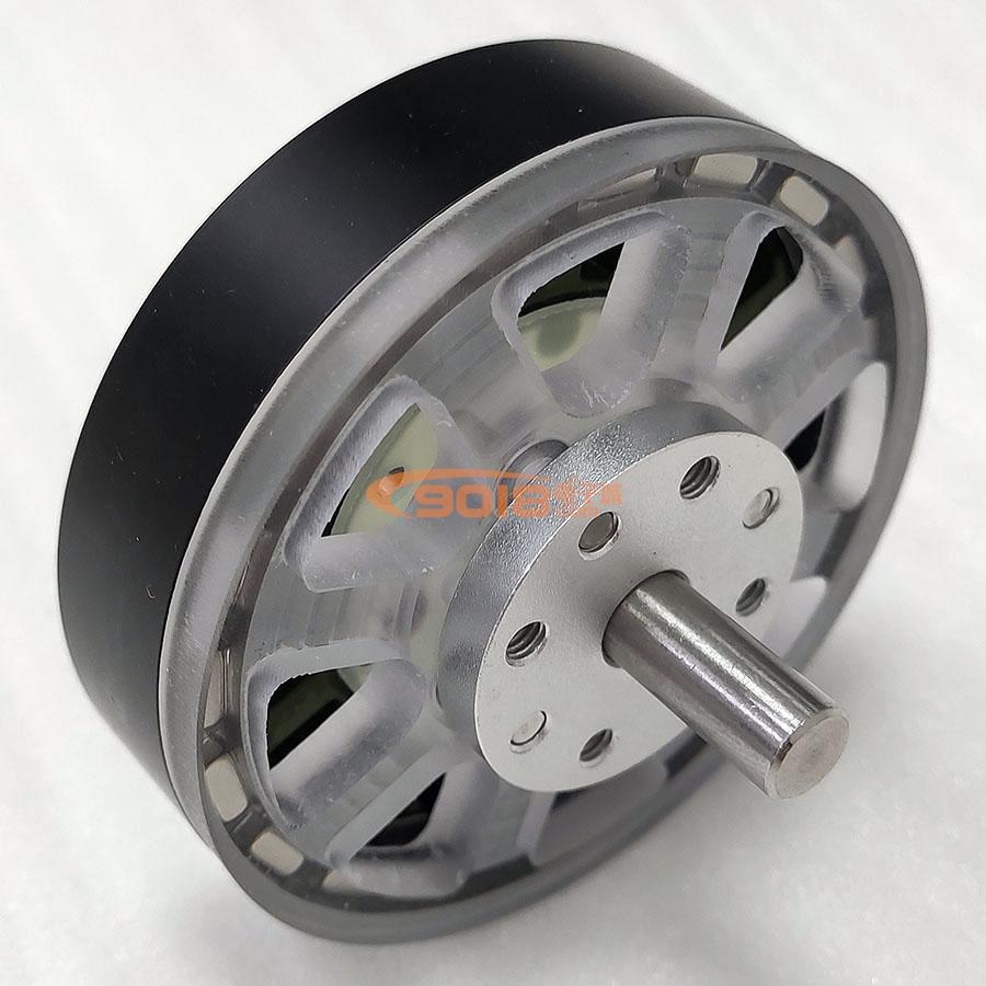 6010 18N24P盘式无刷电机散件 三相永磁发电机 航模马达 教学演示DIY套件