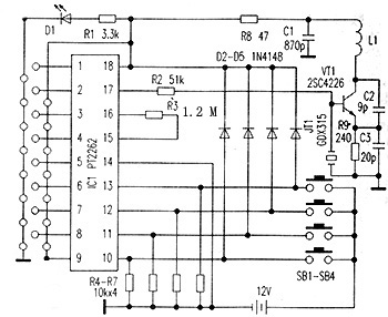 电路 电路图 电子 原理图 350_286