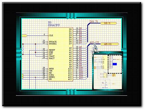 学习资料 protel学习光盘      同时站长把最新的protell 99 se软件也