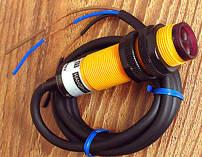 220v 50米对射型光电开关