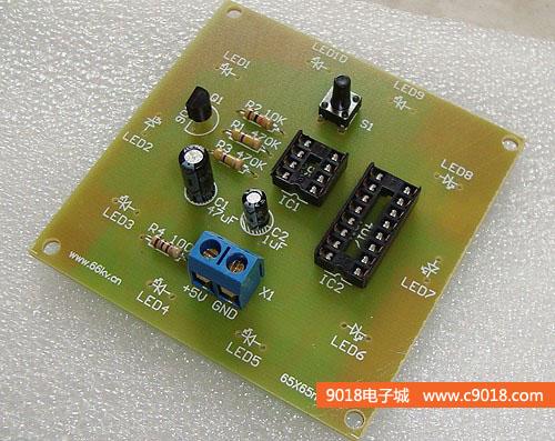 三极管和电源接线座